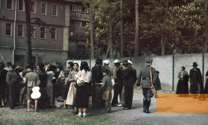deportation von sinti während des ns, foto bundesarchiv